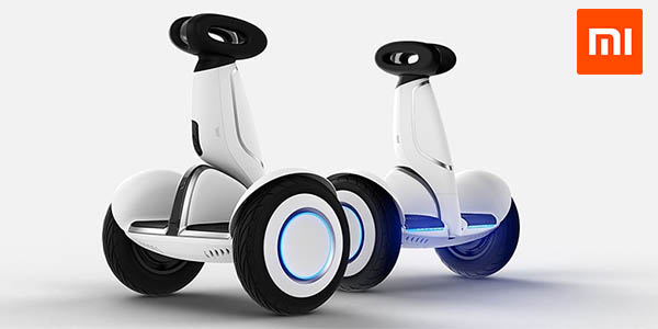 Scooter Xiaomi Ninebot Plus