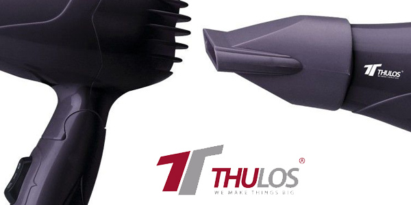 Secador de pelo de viaje Thulos TH-HDT803 chollo en AliExpress Plaza