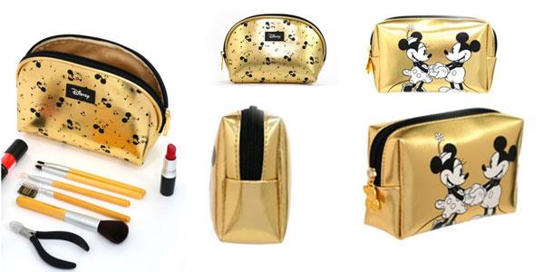 Selección de bolsos dorados de Disney Mickey Mouse chollo en AliExpress