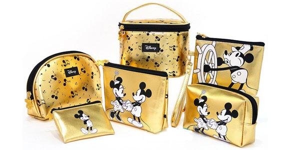 Selección de bolsos dorados de Disney Mickey Mouse baratos en AliExpress