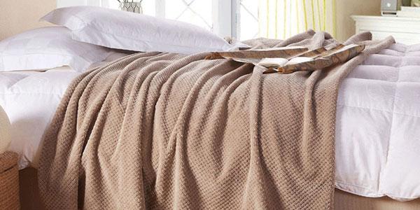 Selección mantas franela de diferentes tamaños chollo en AliExpress