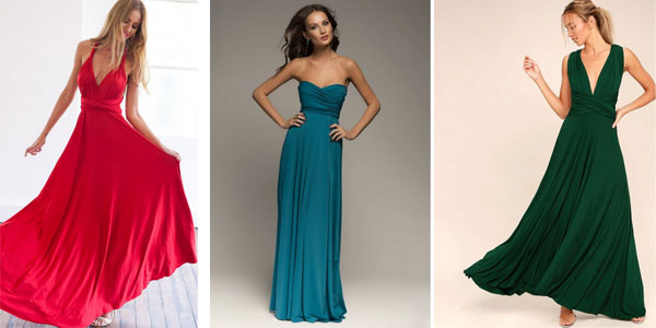 Selección de Vestidos de fiesta largos para mujer chollo en AliExpress