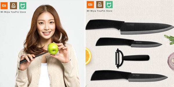 Comprar Set de 4 piezas de cocina Xiaomi Huohou barato en Banggood