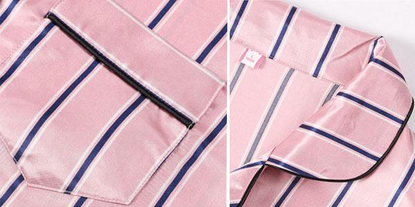 Conjunto pijama de 7 piezas para mujer chollazo en AliExpress