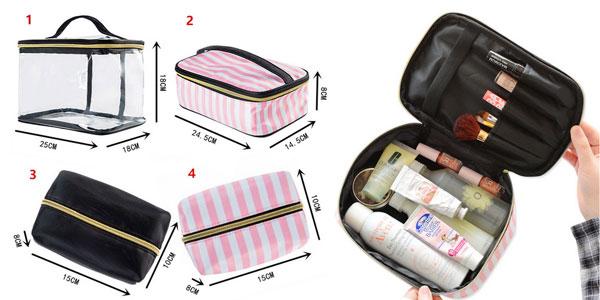 Set de bolsas de aseo chollo en AliExpress