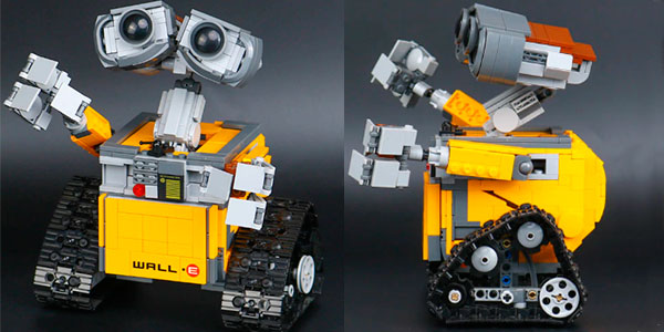 Set de construcción Robot WALL-E de tipo LEGO barato
