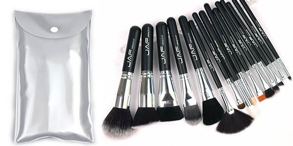 Set pinceles de maquillaje barato