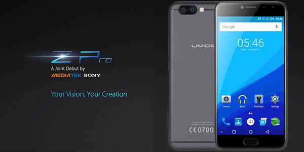 Smartphone UMIDIGI Z Pro