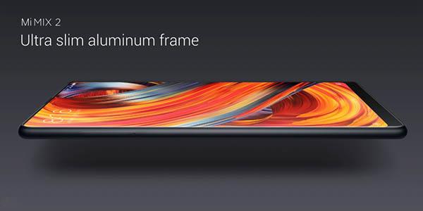 Smartphone Xiaomi Mi Mix 2 barato