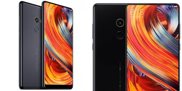 Xiaomi Mi Mix 2 con pantalla sin bordes