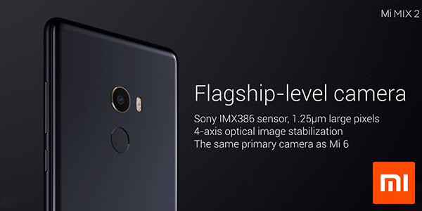 Smartphone Xiaomi Mi Mix 2 en AliExpress