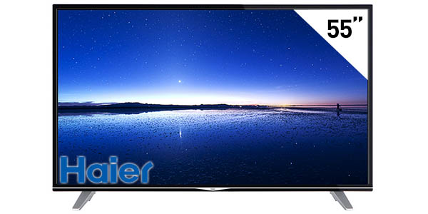 Smart TV Haier U55H7000 UHD 4K de 55""