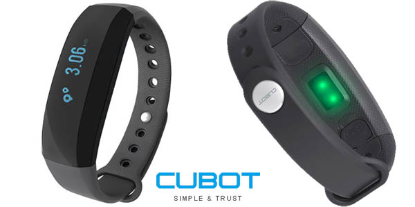 Pulsera de actividad CUBOT v2