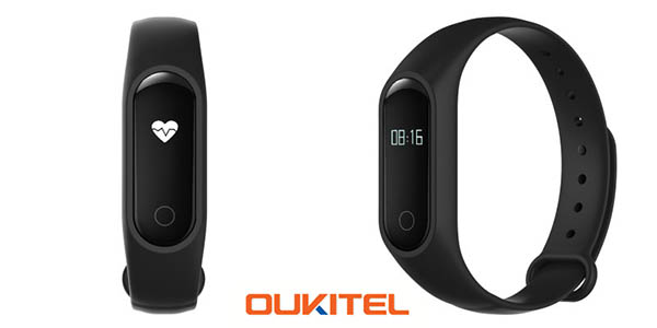Smartband Oukitel A16
