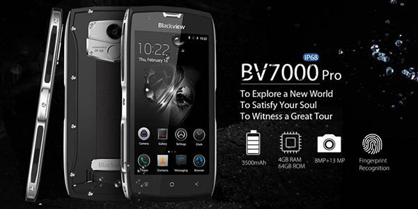 Smartphone Blackview BV7000 Pro