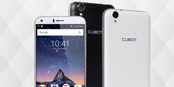 Smartphone Cubot Manito