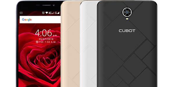 Smartphone Cubot Max 4G