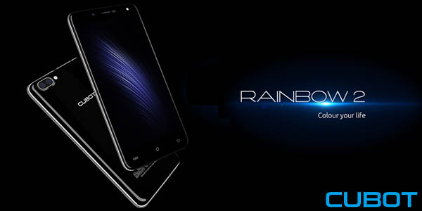 Smartphone CUBOT Rainbow 2