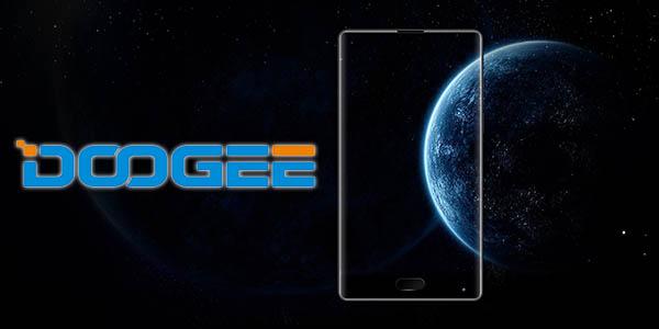 Doogee MIX con pantalla sin marcos