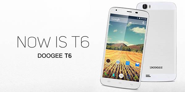 Smartphone DOOGEE T6 4G LTE