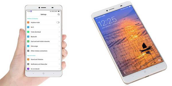 Smartphone de 6,5'' DOOGEE Y6 Max