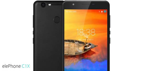 Smartphone Elephone C1X 4G