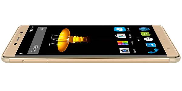 Elephone M1 con sensor de huellas dactilares