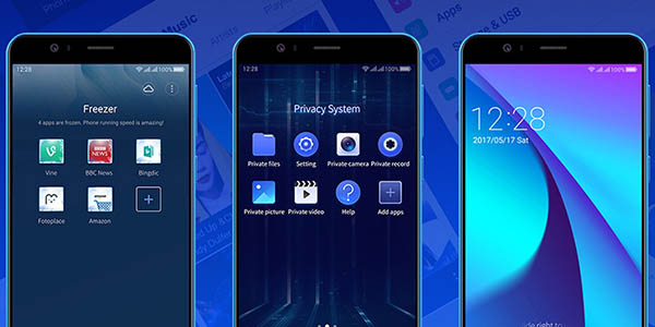 Elephone P8 Mini con Android 7.0