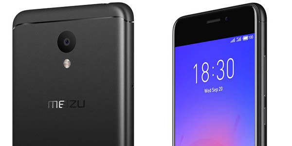 Smartphone Meizu M6 barato