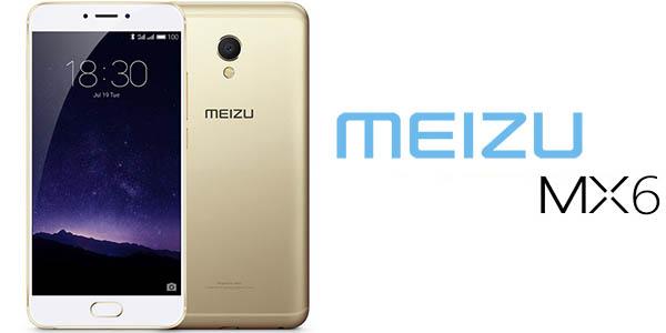 Smartphone Meizu MX6 Internacional
