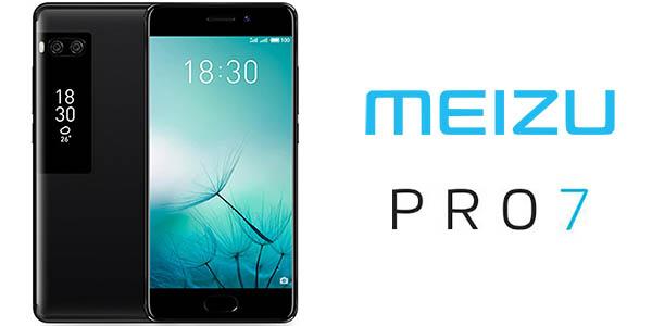 Meizu PRO 7 Global con doble pantalla