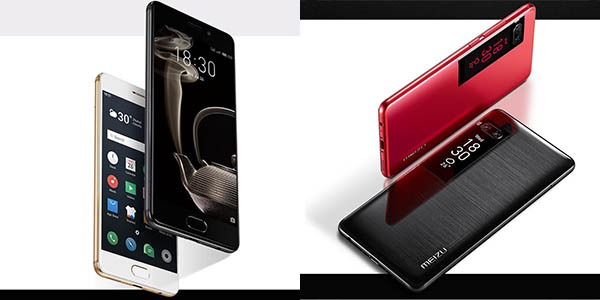 Smartphone Meizu PRO 7 barato