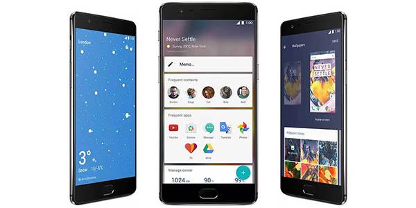 OnePlus 3T barato