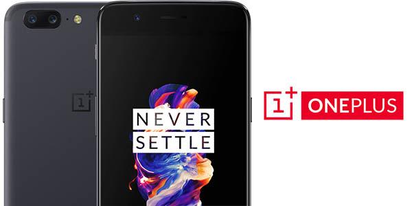 Smartphone OnePlus 5 de 6 GB