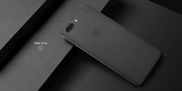 Smartphone OnePlus 5 barato