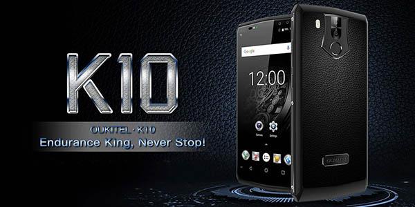 Smartphone OUKITEL K10