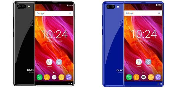 Smartphone Oukitel Mix 2 barato
