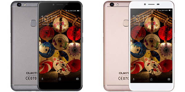 Smartphone Oukitel U15S