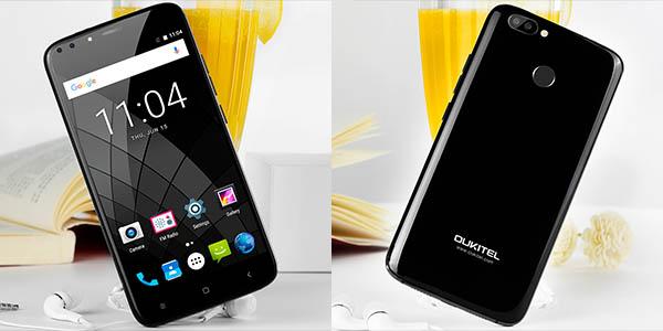 Smartphone Oukitel U22 barato