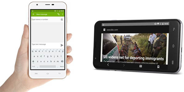 Smartphone Oukitel U7 Max barato