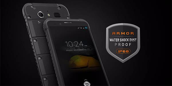Smartphone Ulefone Armor resistente