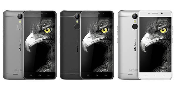 Smartphone Ulefone Metal de 5''