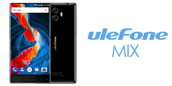 Smartphone Ulefone Mix 4G