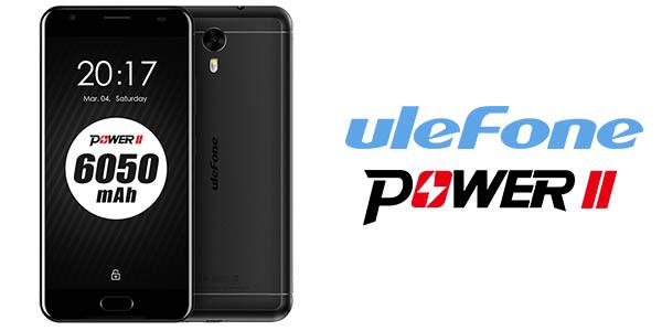 Smartphone Ulefone Power II