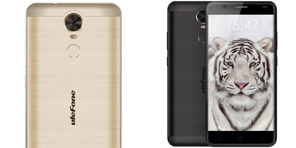 Smartphone Ulefone Tiger