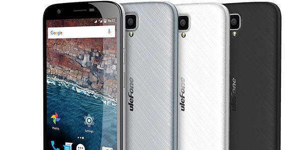 Smartphone libre Ulefone U007 3G
