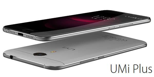 Smartphone Umi Plus
