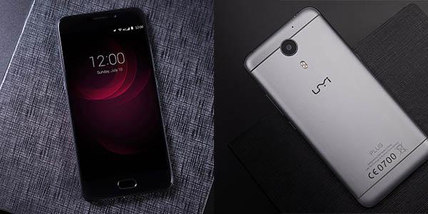Smartphone Umi Plus barato