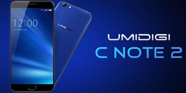 Smartphone UMIDIGI C NOTE 2