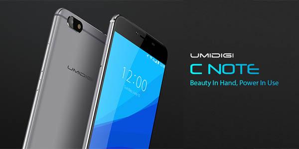 Smartphone UMIDIGI C Note